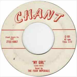 The Four Imperials - My Girl / Teen Age Fool