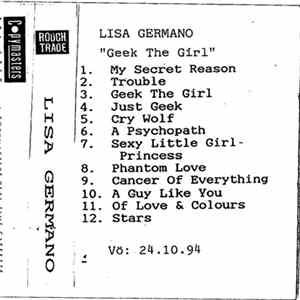 Lisa Germano - Geek The Girl